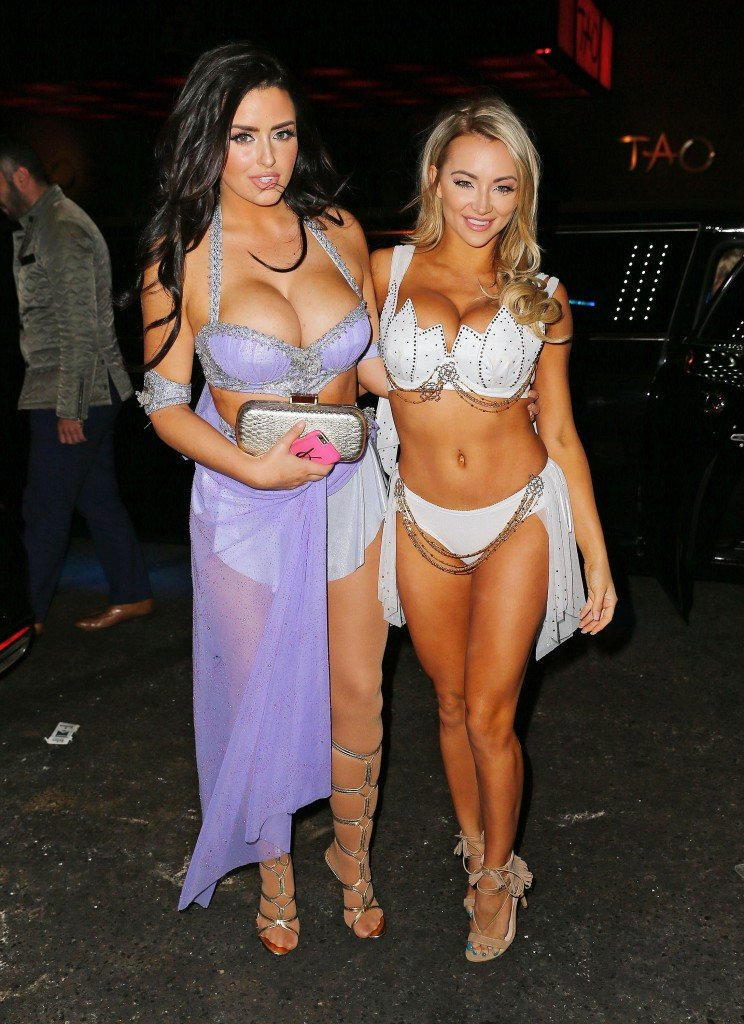 Abigail-Ratchford-and-Lindsey-Pelas-Sexy-16