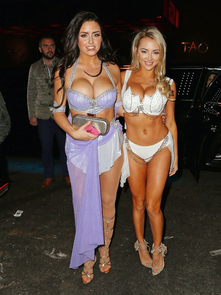Abigail-Ratchford-and-Lindsey-Pelas-Sexy-18