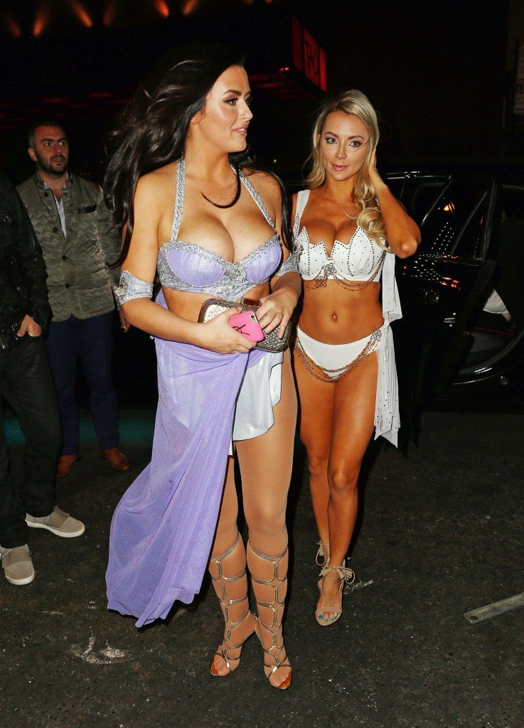 Abigail-Ratchford-and-Lindsey-Pelas-Sexy-21