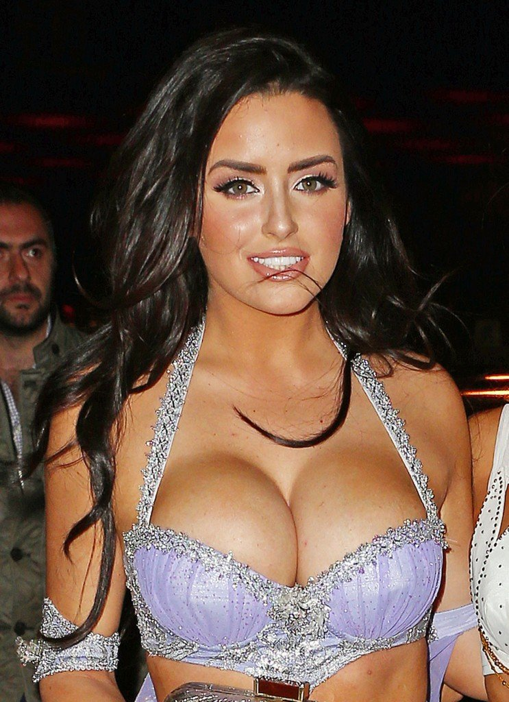 Abigail Ratchford and Lindsey Pelas Sexy (32 Photos)