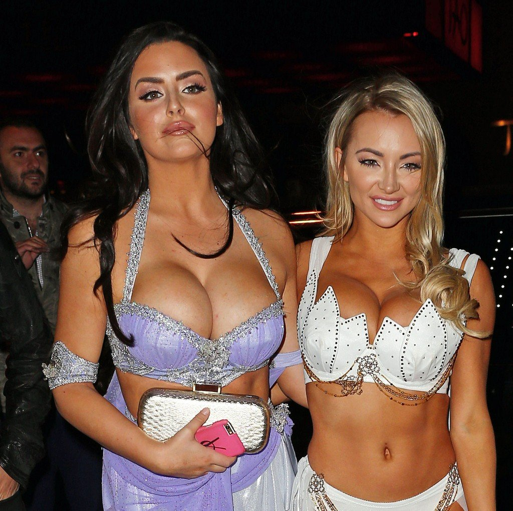 Abigail-Ratchford-and-Lindsey-Pelas-Sexy-9