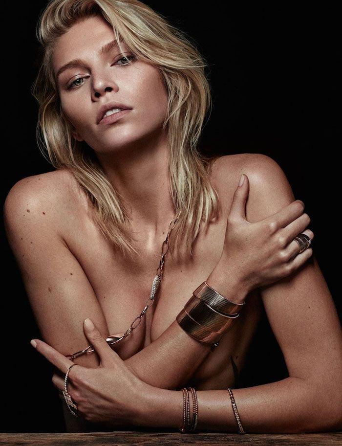 Aline Weber Sexy & Topless (12 Photos)