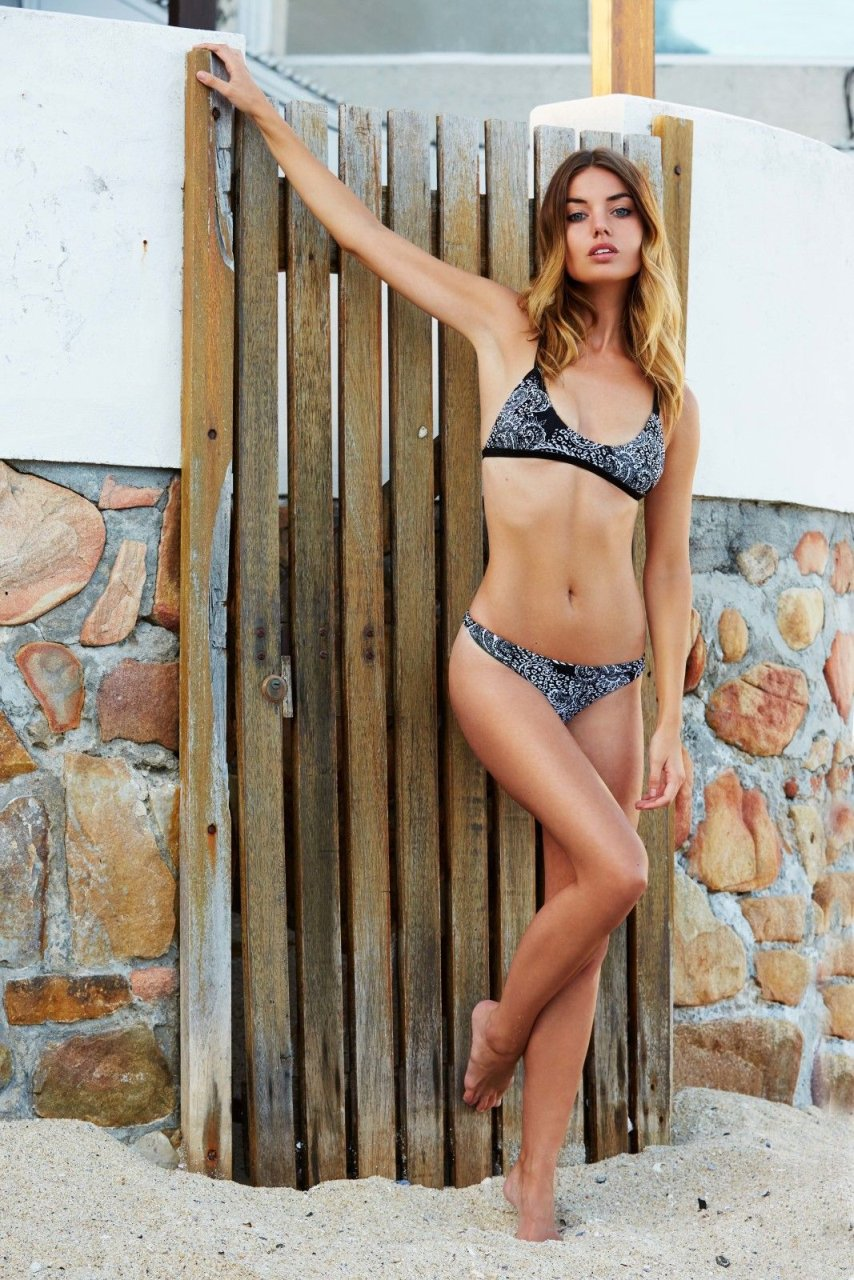 video Bikini photoshoot