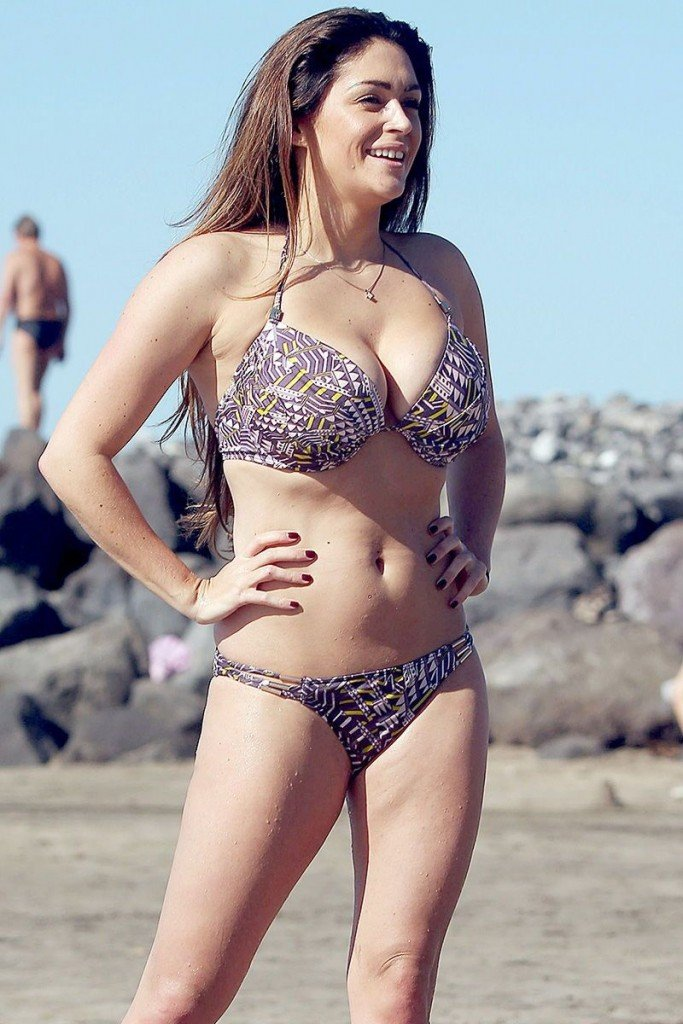 Casey Batchelor in a Bikini (8 Photos)