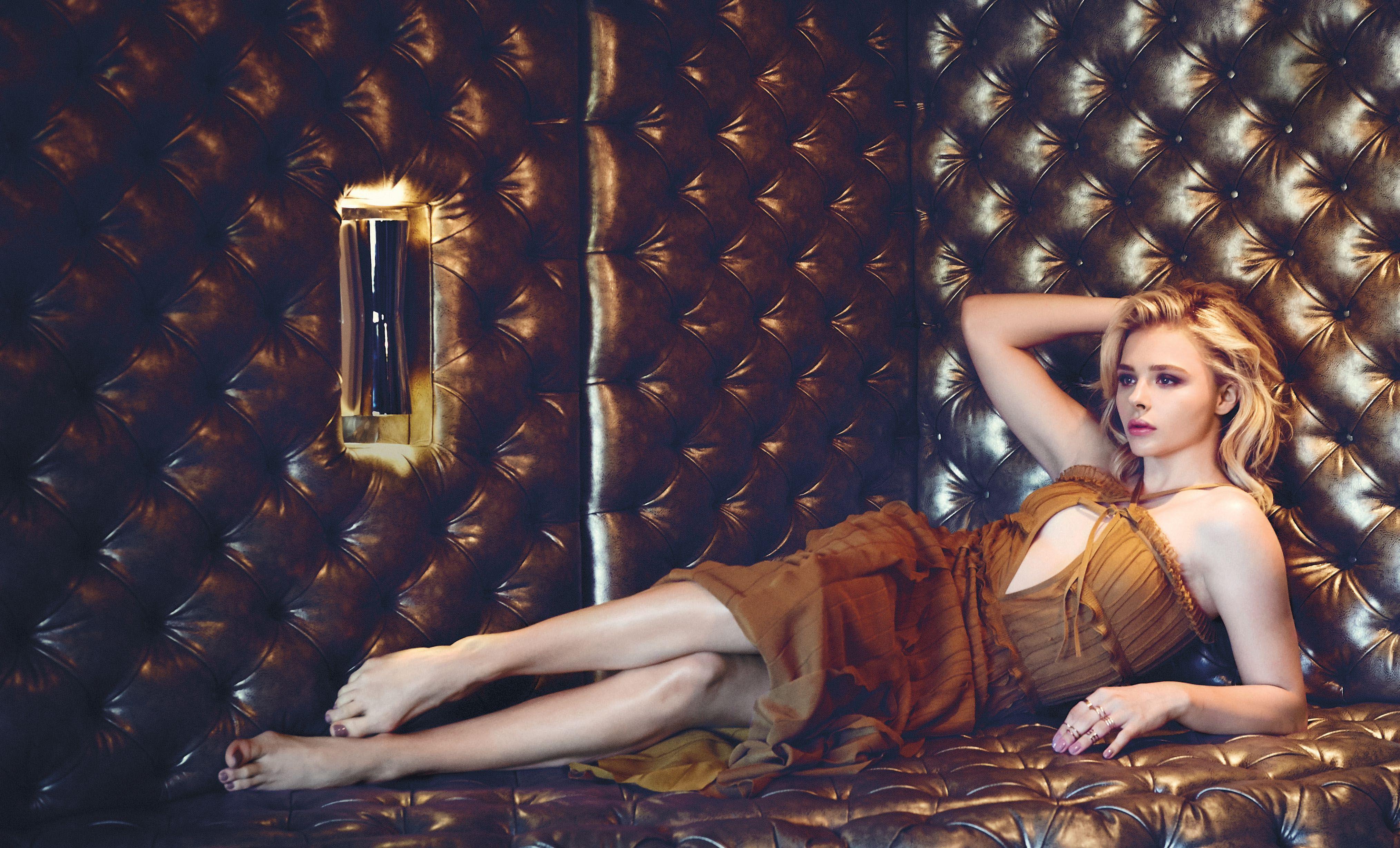 Chloe Grace Moretz Sexy Nude