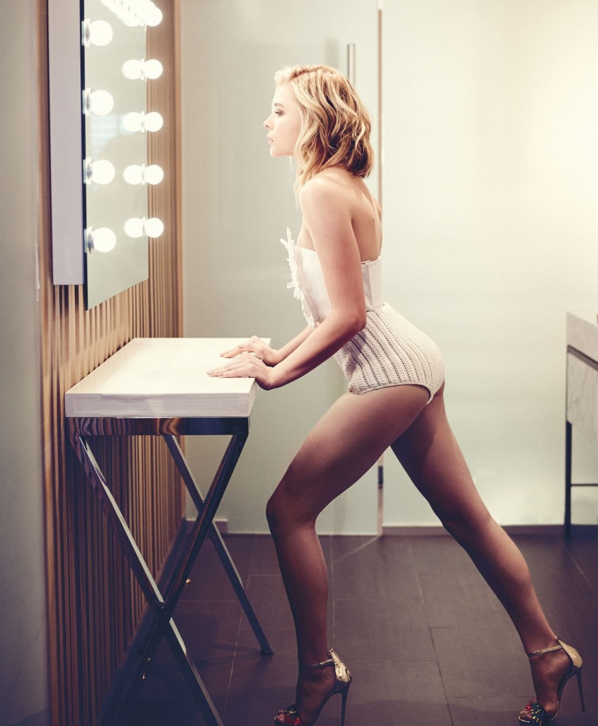 Chloë Grace Moretz Sexy (6 Photos)