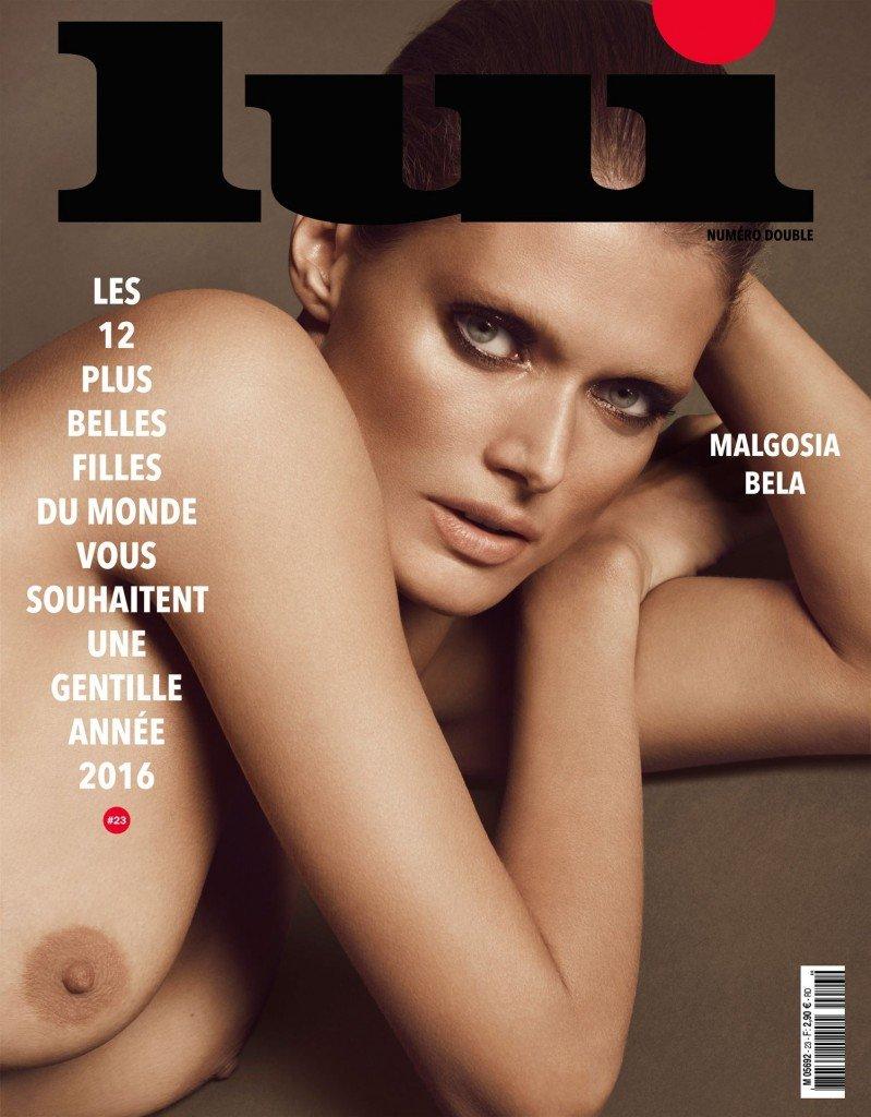 Nude girls magazine covers