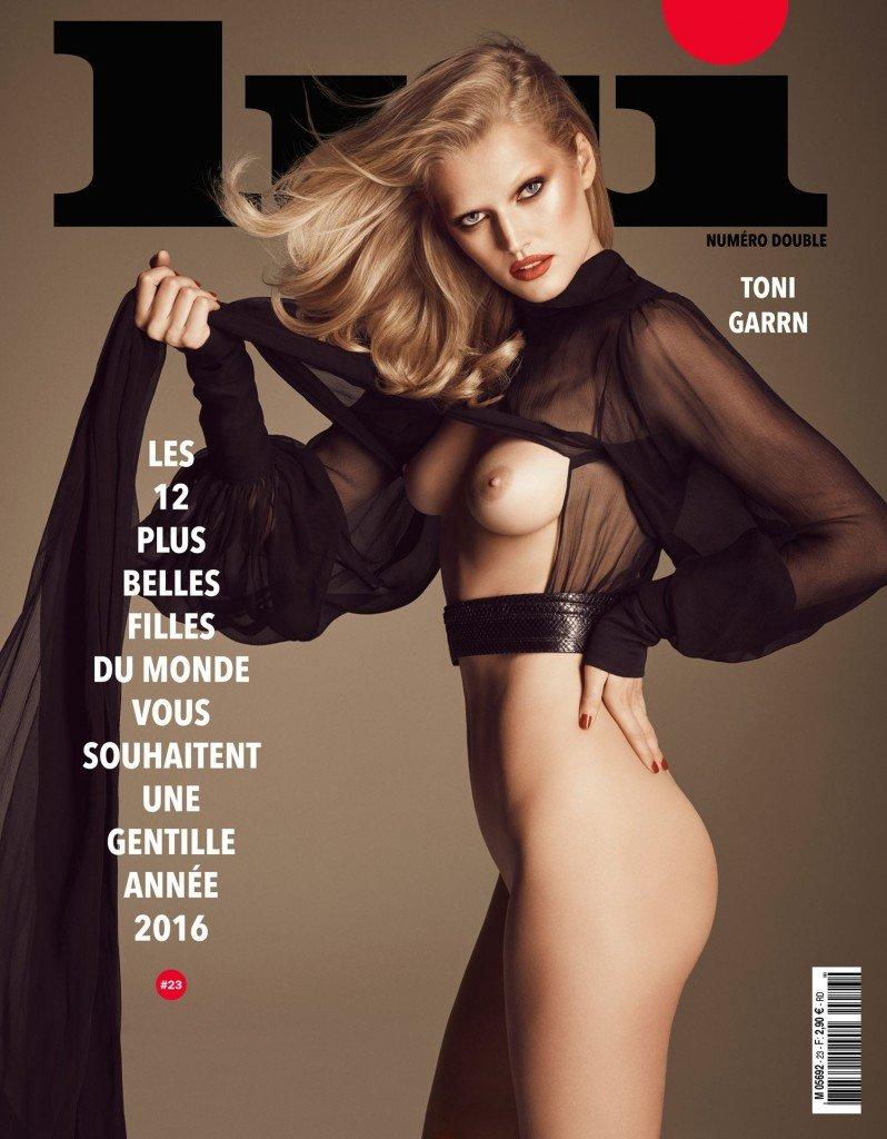 """Covers"" – Lui Magazine (12 Photos)"