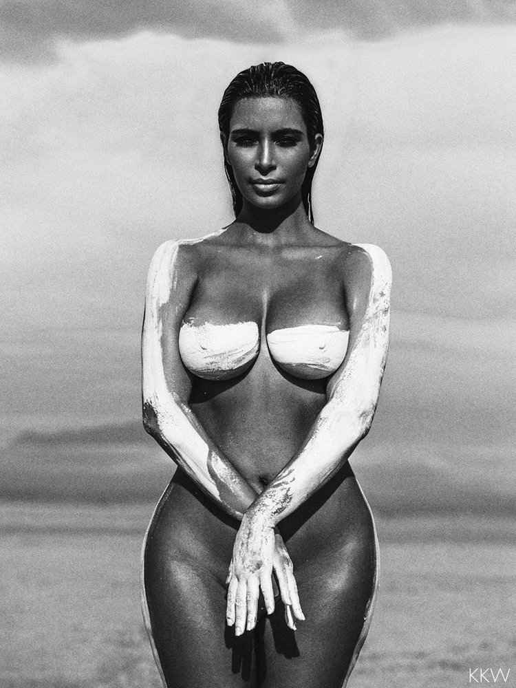Kourtney Kardashian Puts Signature Curves On Display In Nude Velvet Bikini For Pre