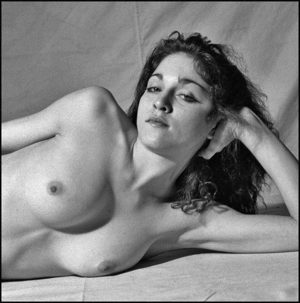 Madonna Naked (5 Photos)