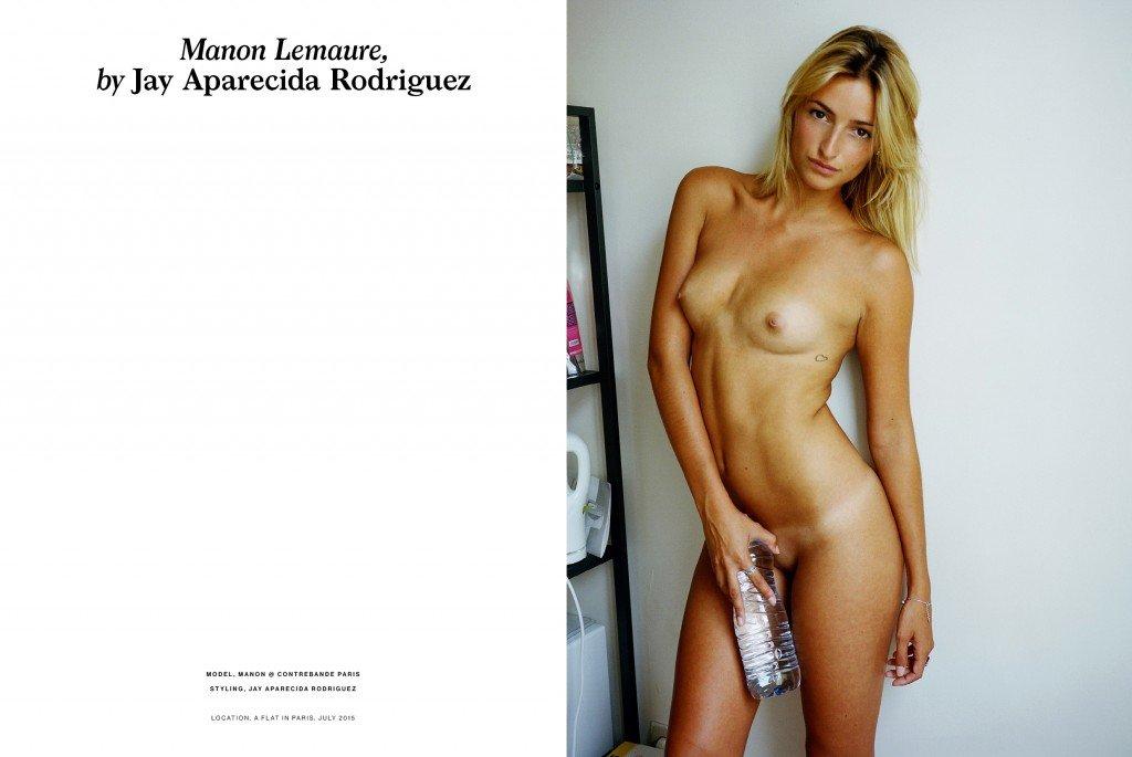 Manon Lemaure Nude (15 Photos)