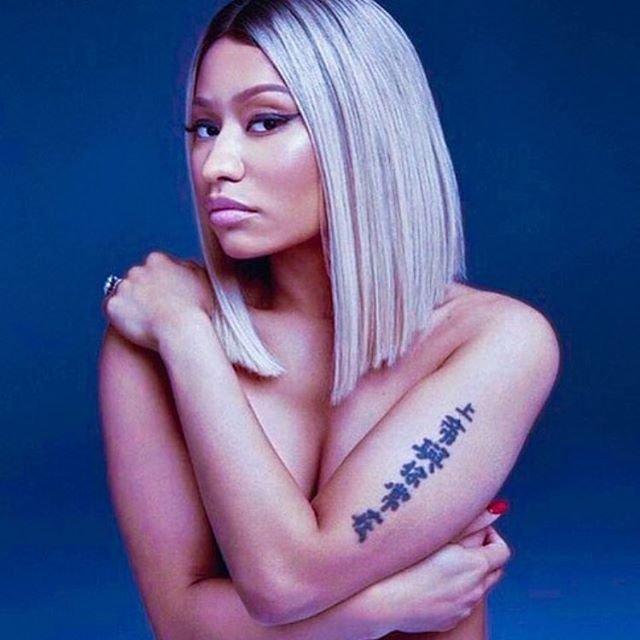 Nicki Minaj Sexy (3 New Photos)