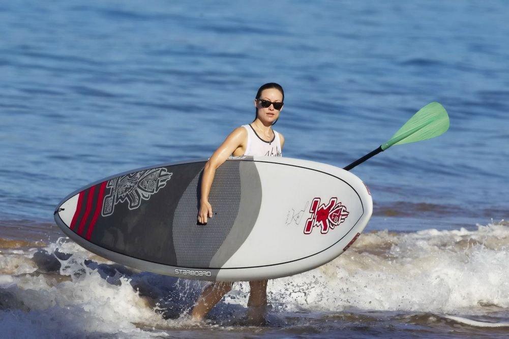 Olivia Wilde in a Bikini (27 Photos)