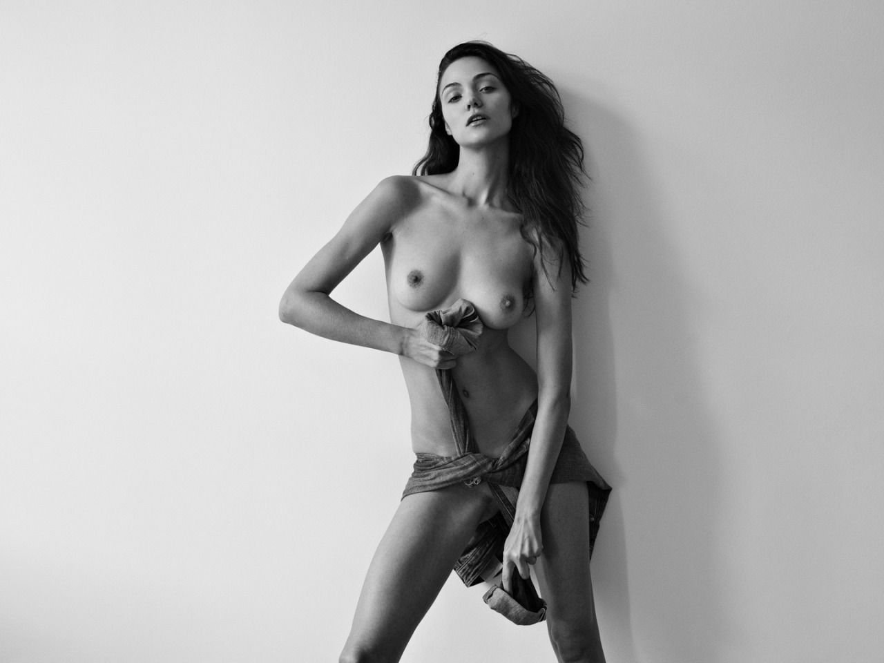 nude judith black