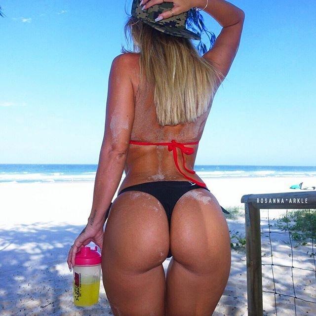 Rosanna Arkle Sexy & Nude & Topless (122 Photos)