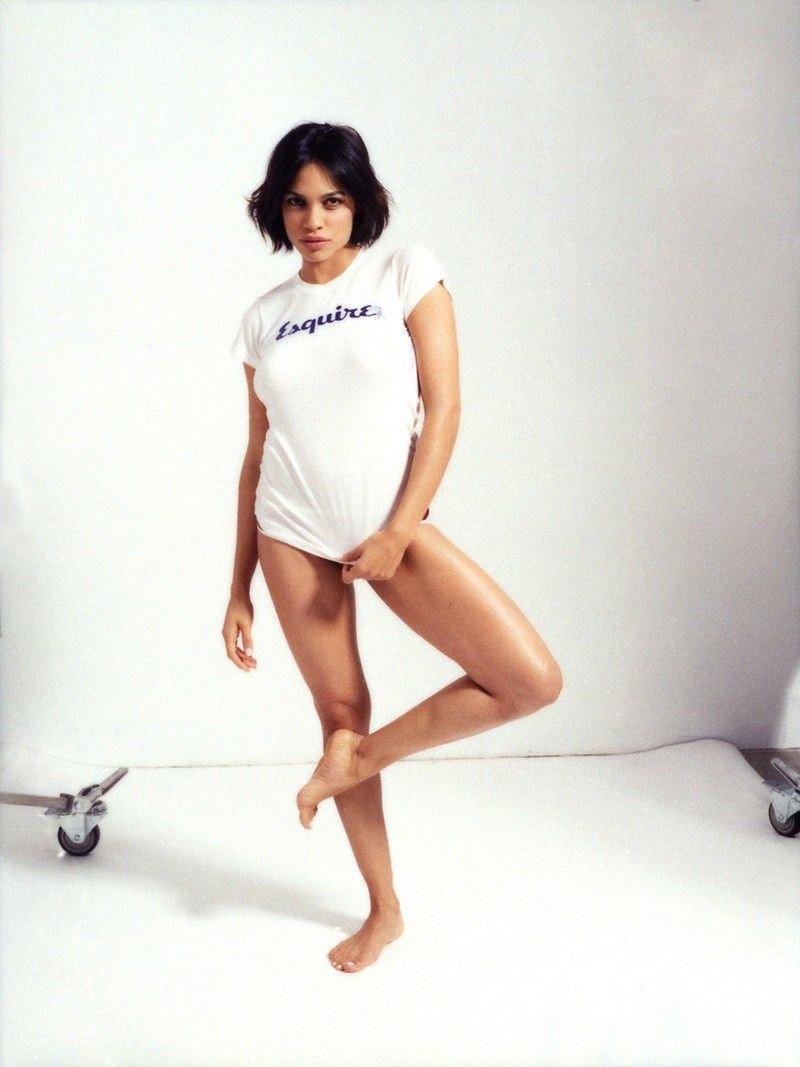 Rosario Dawson desnuda en Fappening 20 Trance HD