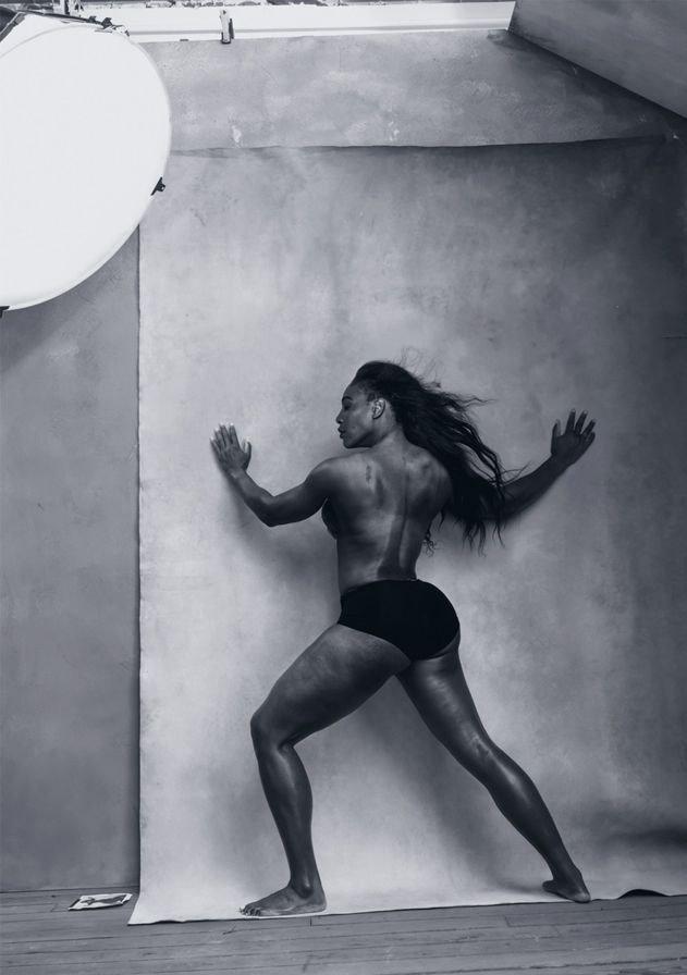 Serena Williams Topless (1 Photo)