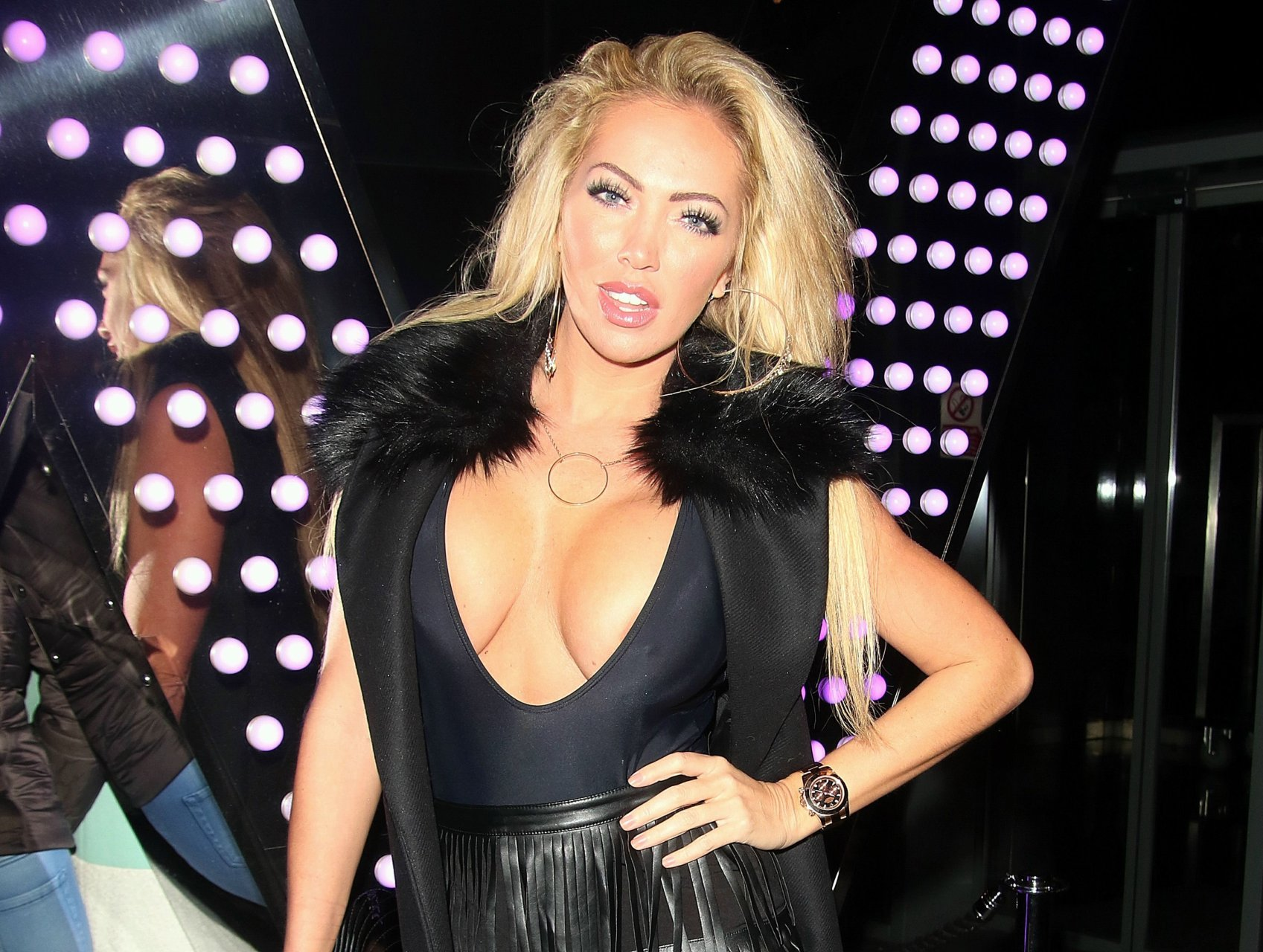 Allyson Taylor Chaturbate aisleyne horgan-wallace nude photos and videos | #thefappening