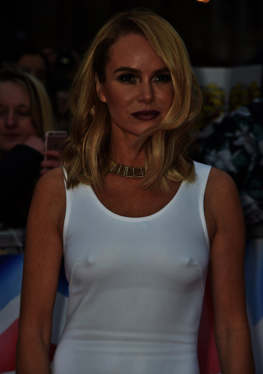 Amanda holden naked boobs opinion