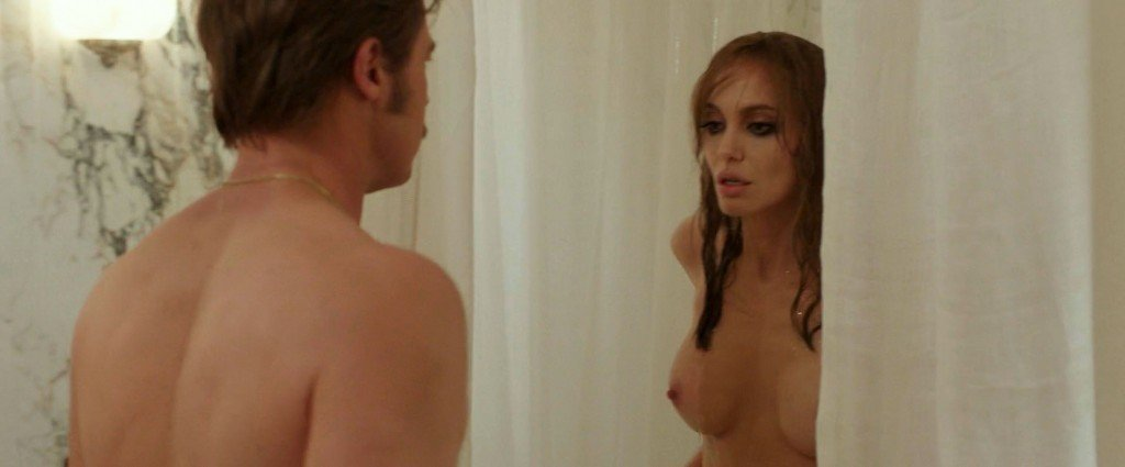 Angelina Jolie Naked Breasts 105