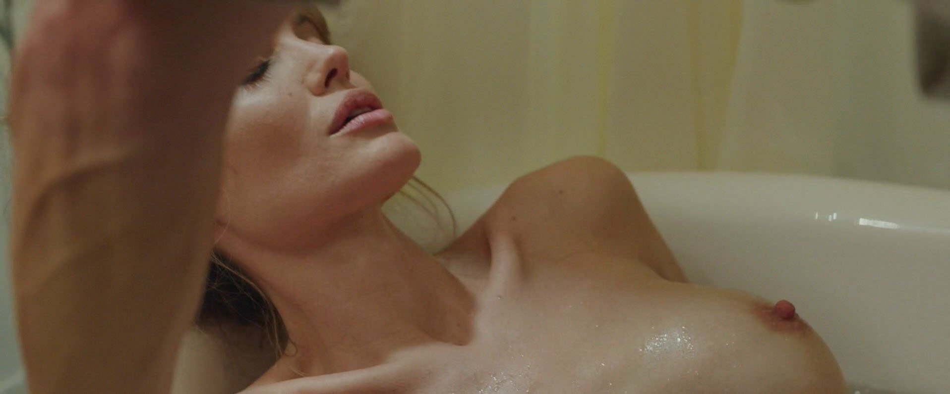 There Angelina jolie nude movie clips