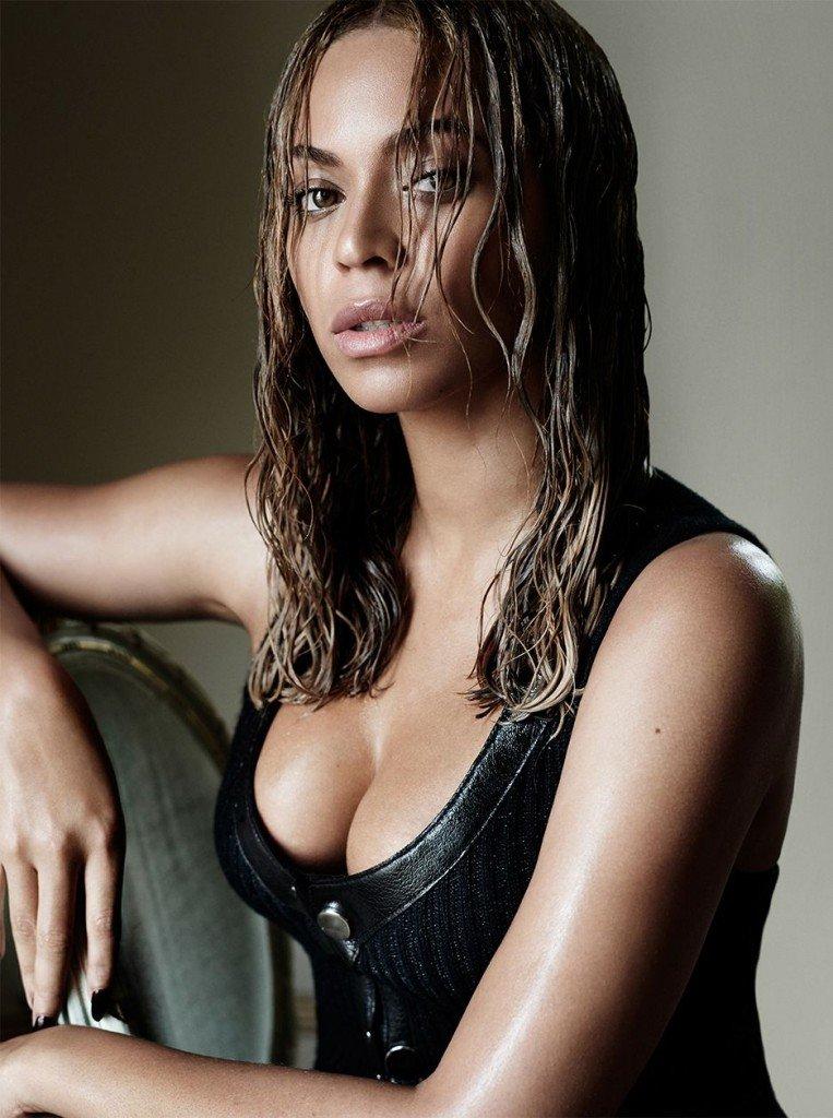 Beyonce-Cleavage