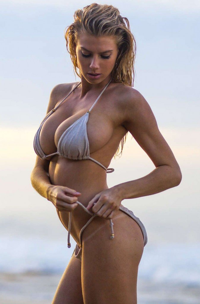 Charlotte mckinney tits more than