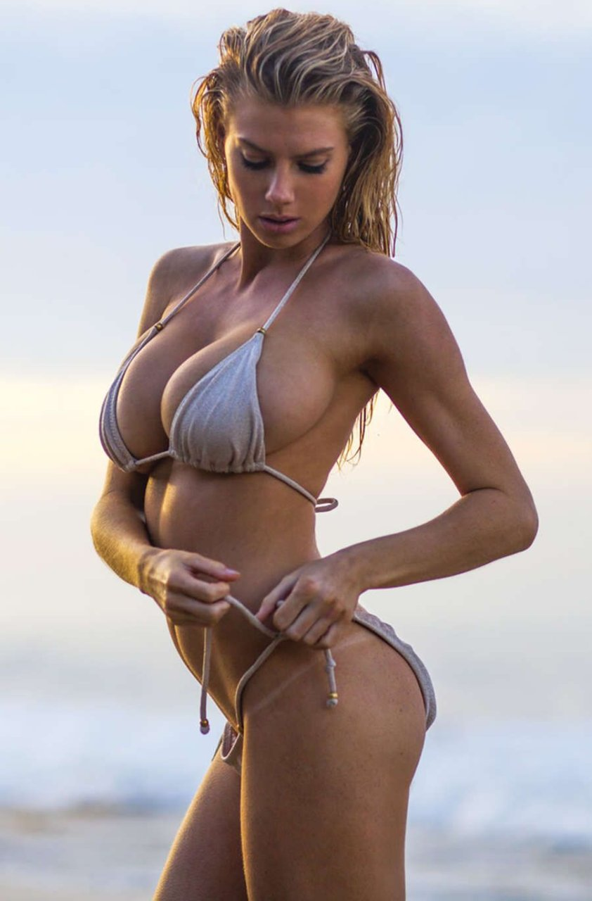 Charlotte mckinney boobs