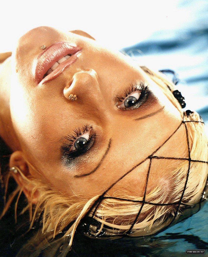 Let op! Speciale prijzen, toestemming vereist. Approval needed, Special fees apply! Christina Aguilera Dominick Guillemot / Icon International Transworld Features DG076 * PA * CD 1147 TIJDELIJK NIET BESCHIKBAAR!!!