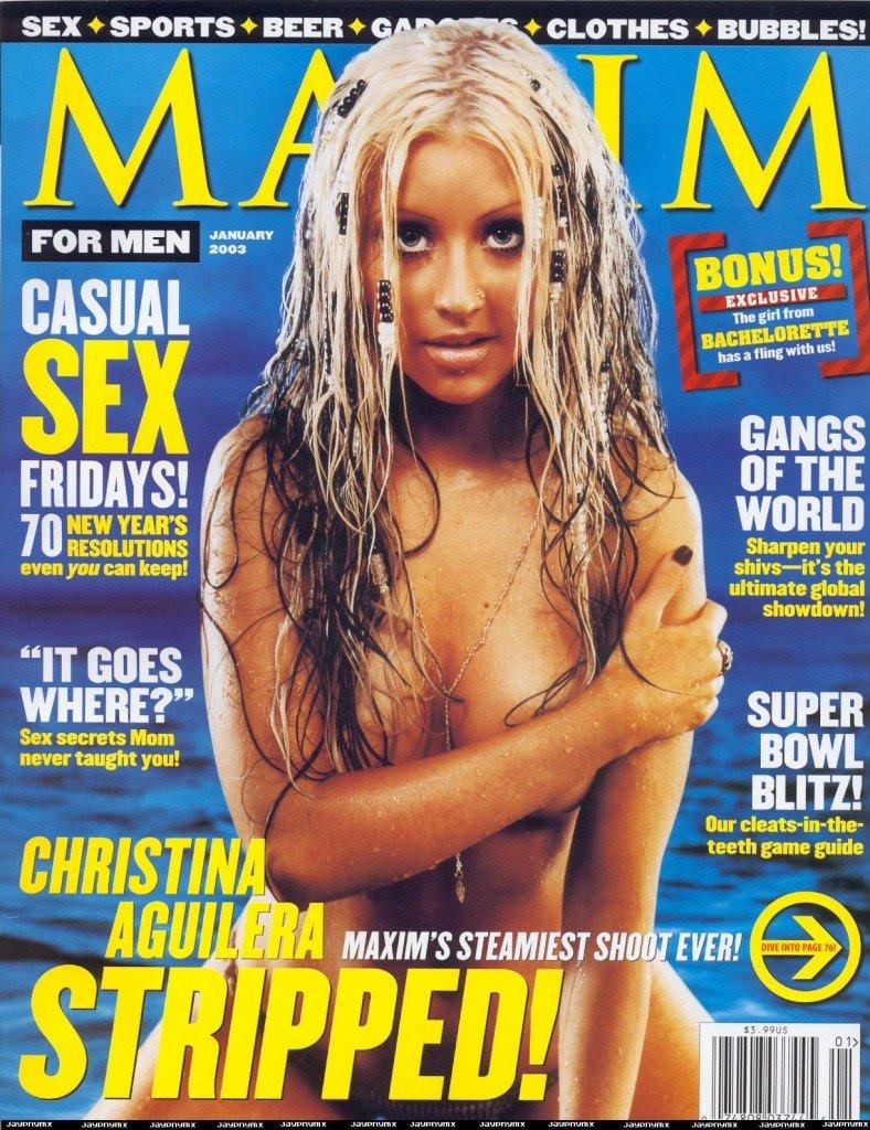 Christina-Aguilera-Topless-5