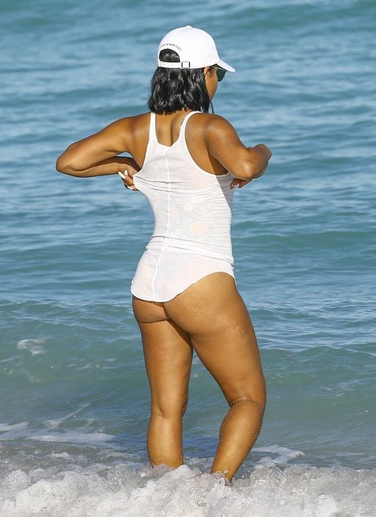 Christina Milian in a Swimsuit (38 Photos) | #TheFappening