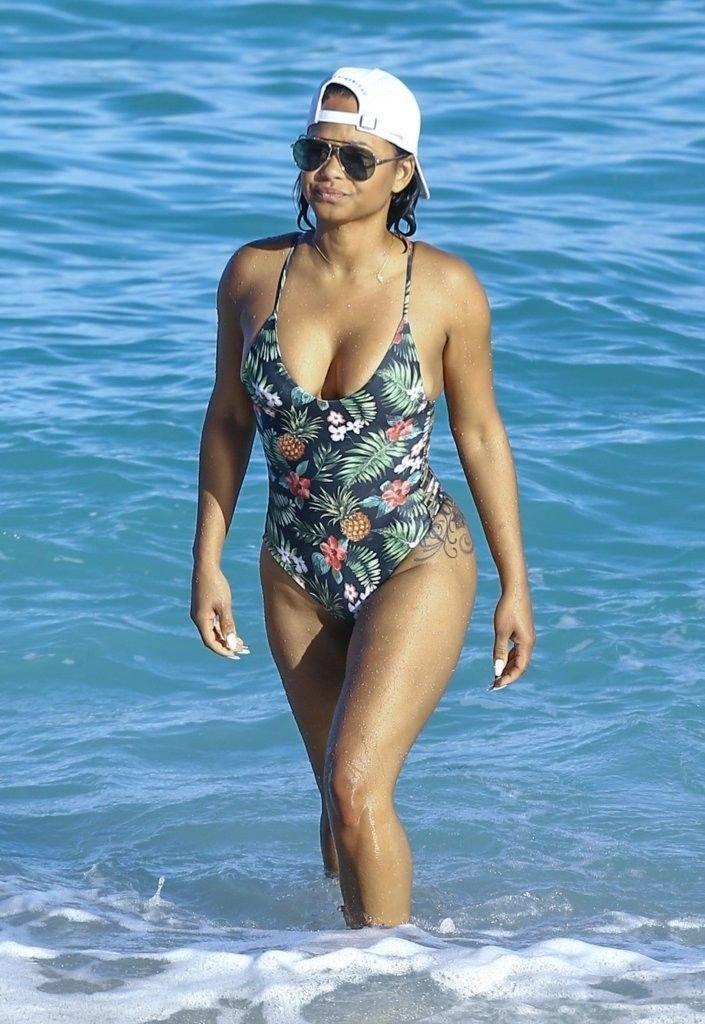Christina Milian in a Swimsuit (38 Photos)