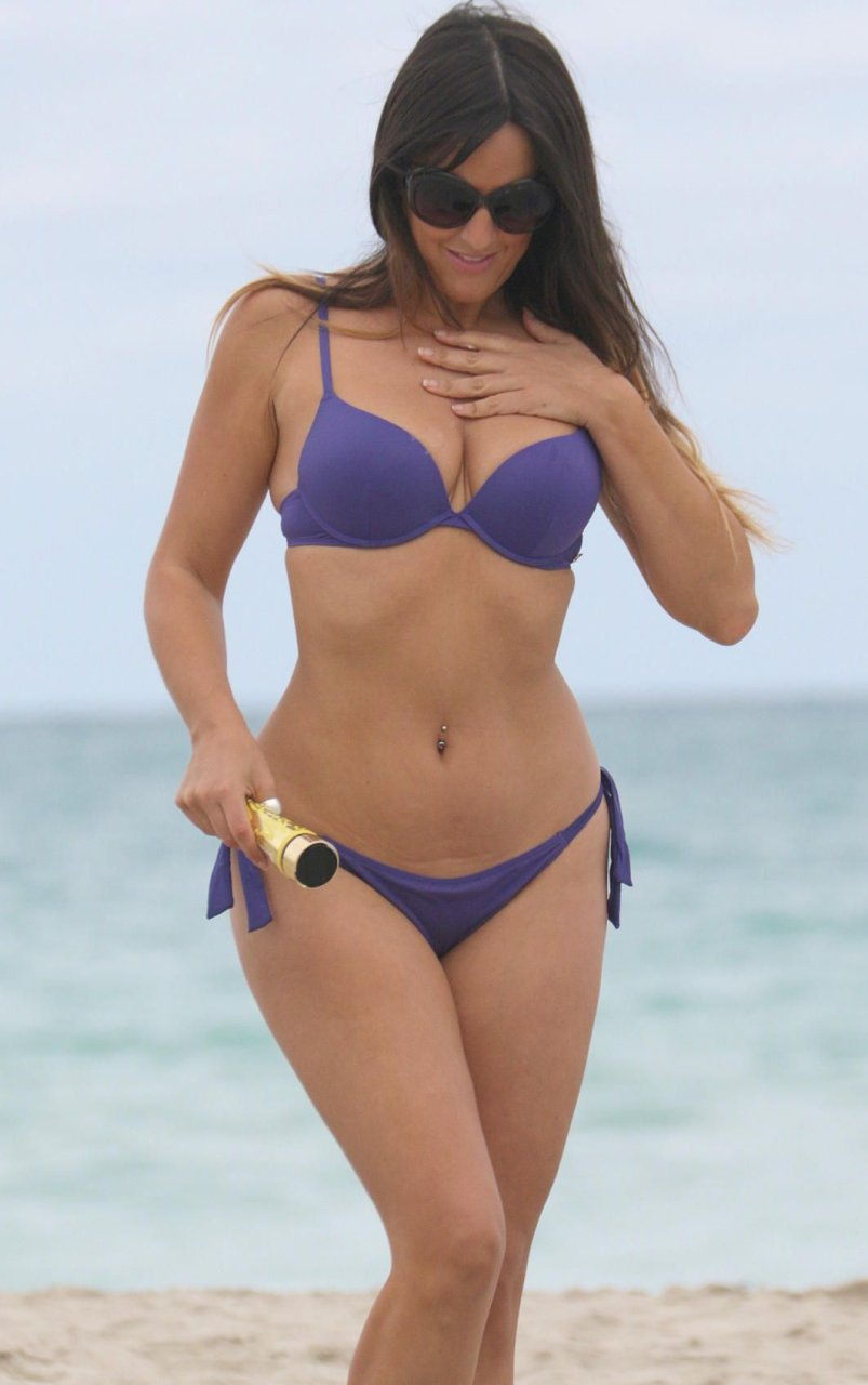 Claudia Romani in a Bikini (8 Photos) | #TheFappening