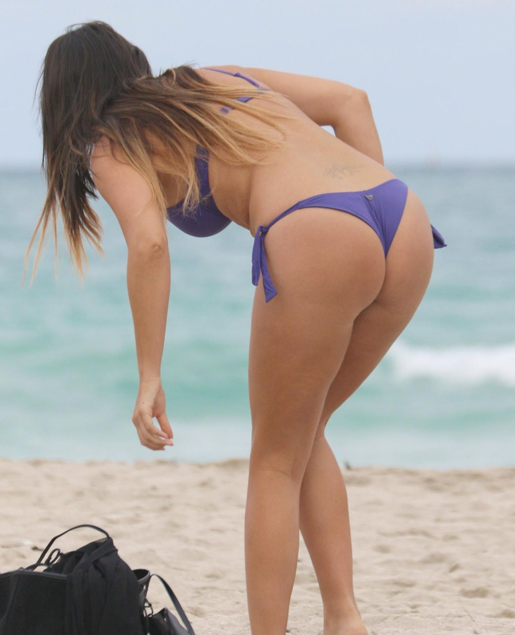 claudia romani in a bikini 8 photos thefappening