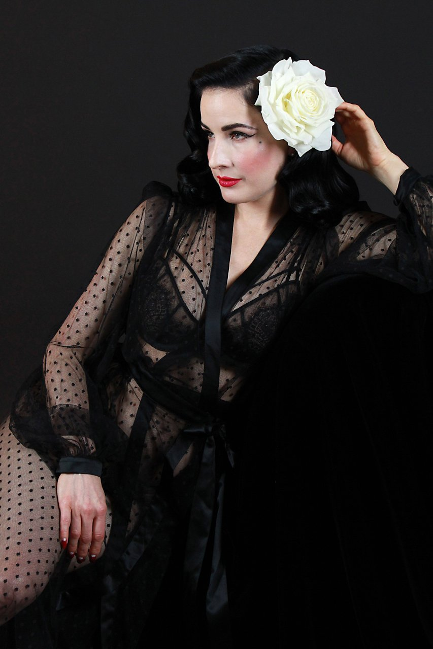 Take dita von teese erotic