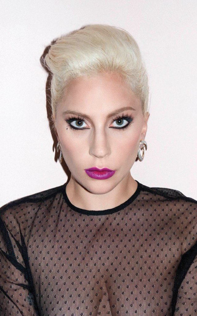 Lady Gaga – V magazine Issue #99 (16 Photos) | #TheFappening Lady Gaga