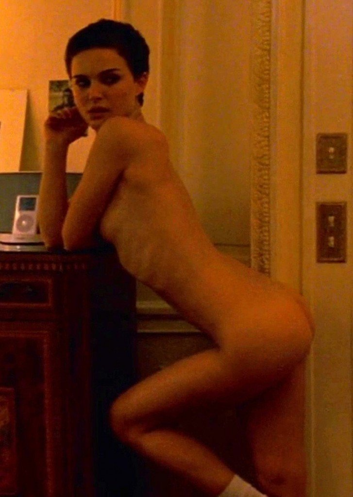 Sex Tape Of Natalie Portman And Moby Leaked