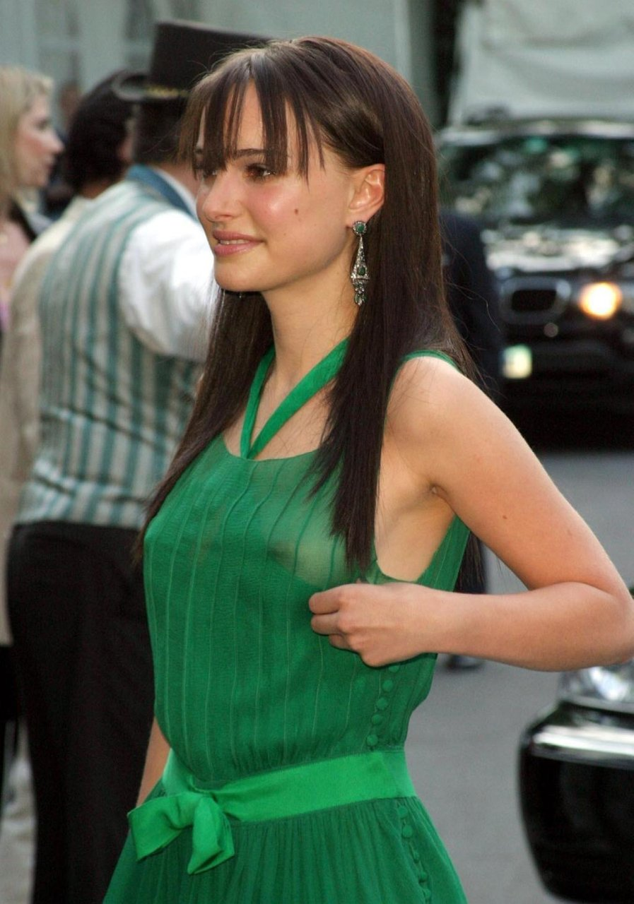Sexy pictures of natalie portman