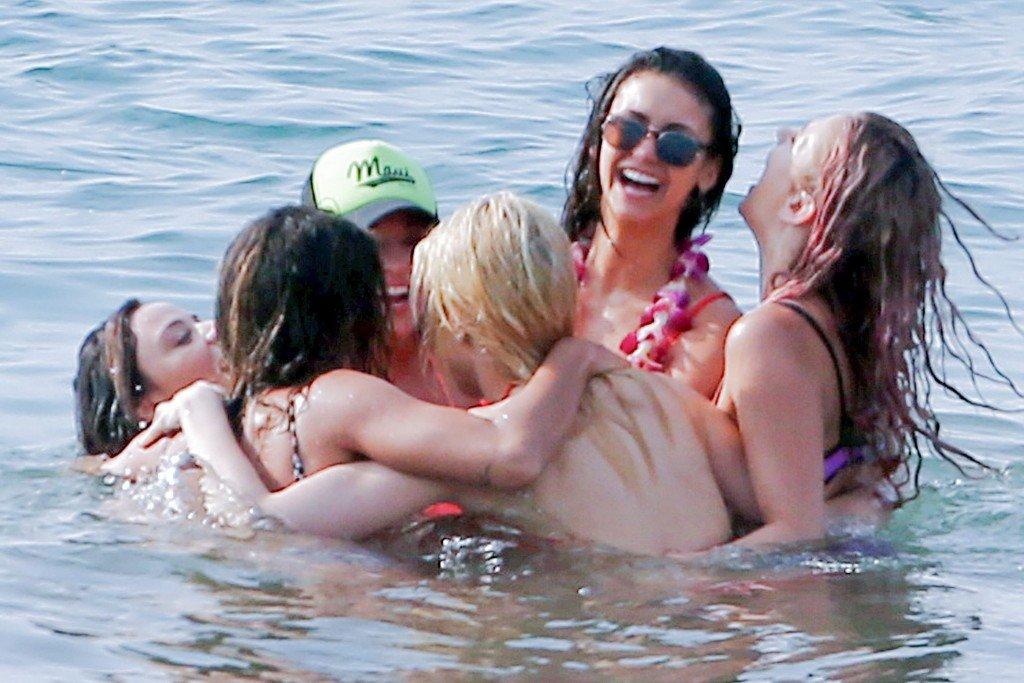 Nina Dobrev in a Bikini (31 Photos)