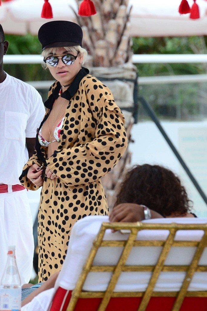 Rita Ora in a Bikini (61 Photos)