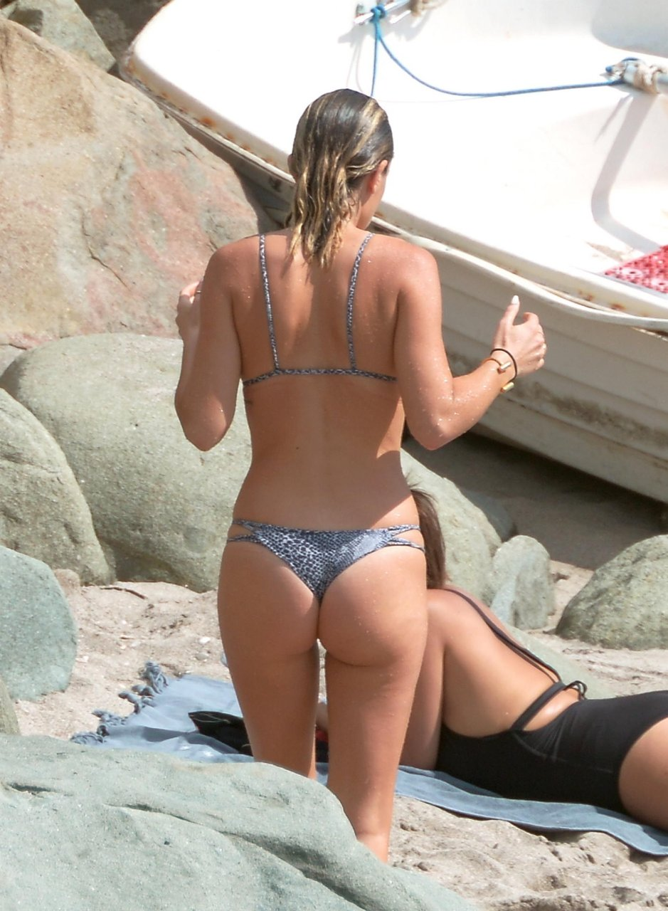 Nice ass bikini beach