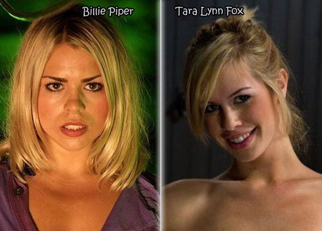 29.Billie Piper Tara Lynn Foxx