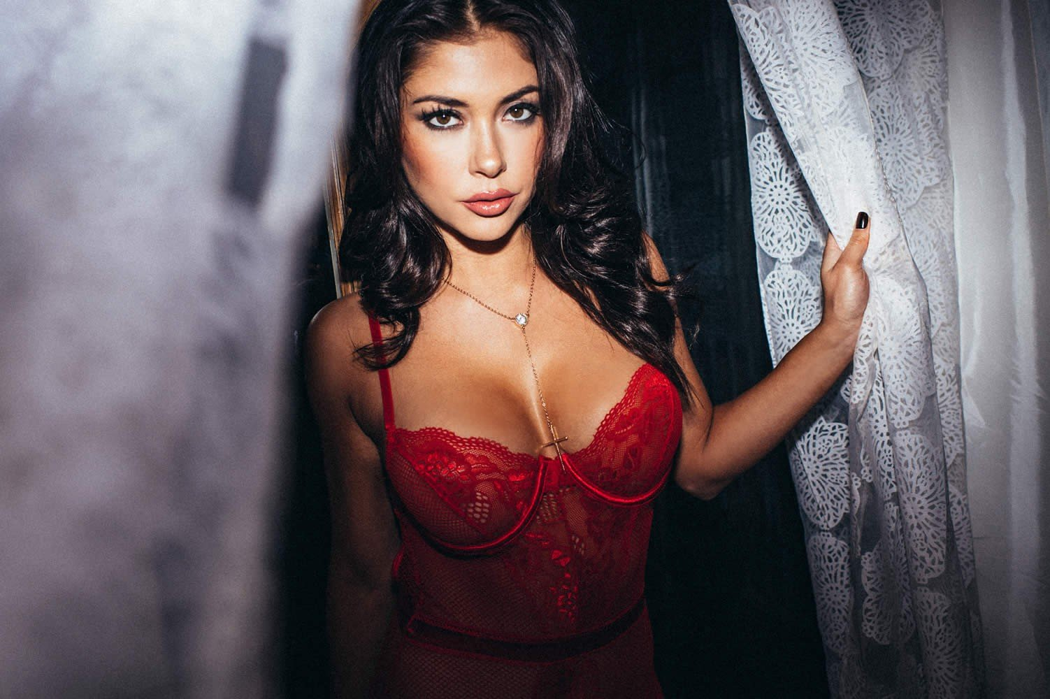 Topless goes arianny celeste