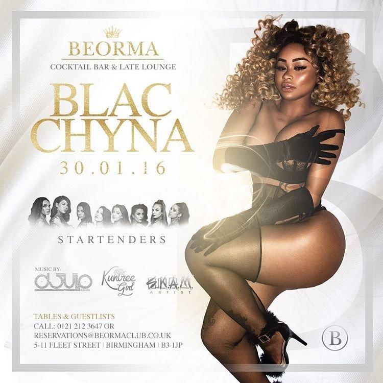 Blac Chyna Sexy (19 Photos)