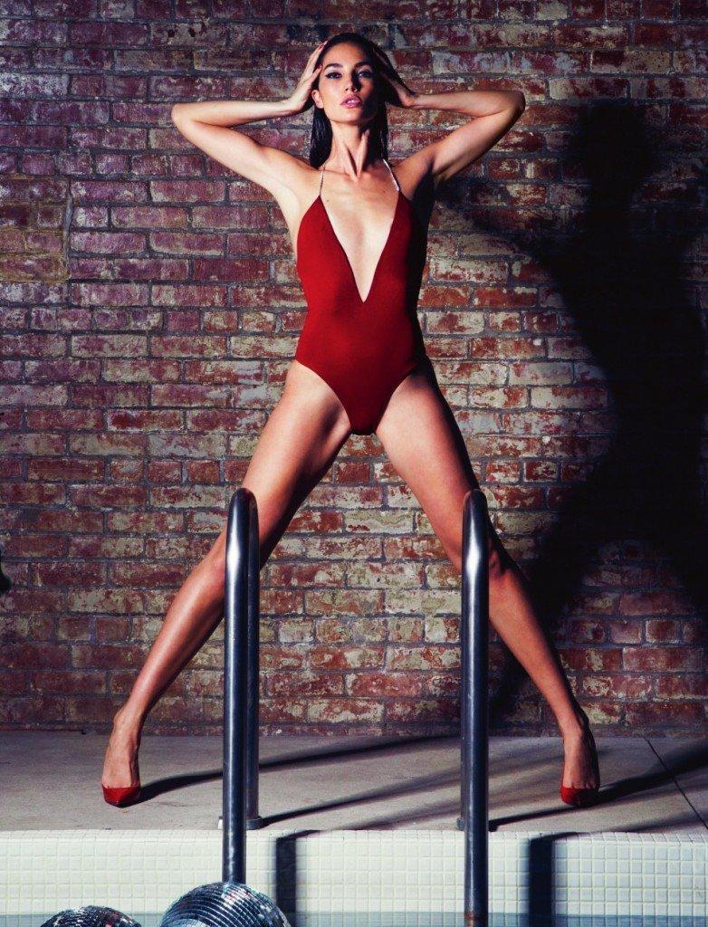 Lily Aldridge Nude & Sexy (8 Photos)