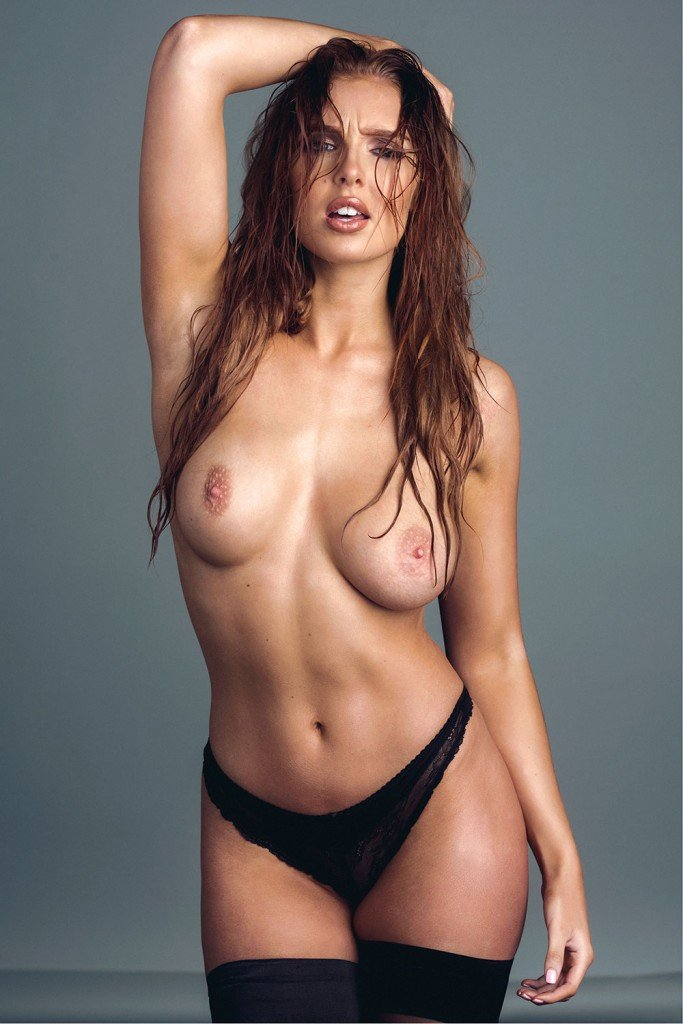 Lissy Cunningham Sexy & Topless (4 Hot Photos)