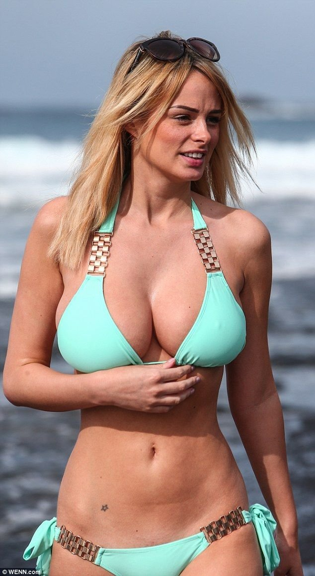 rhian sugden in a bikini 10 photos celebrity leaks