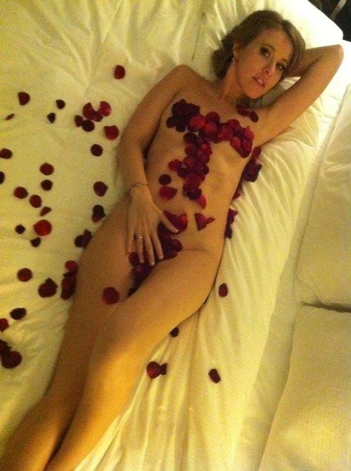 Ksenia Sobchak Leaked (7 Photos)