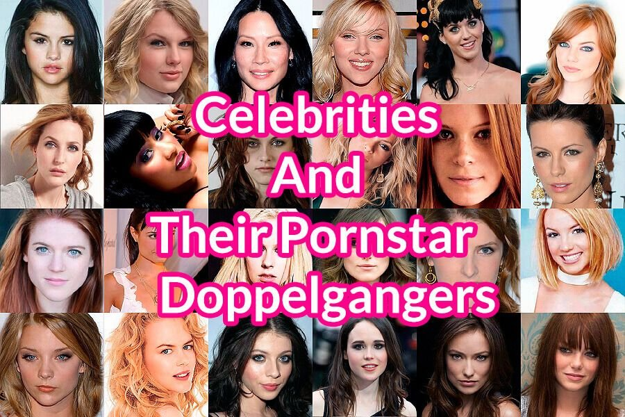 12 celebrity doppelgangers for facebook