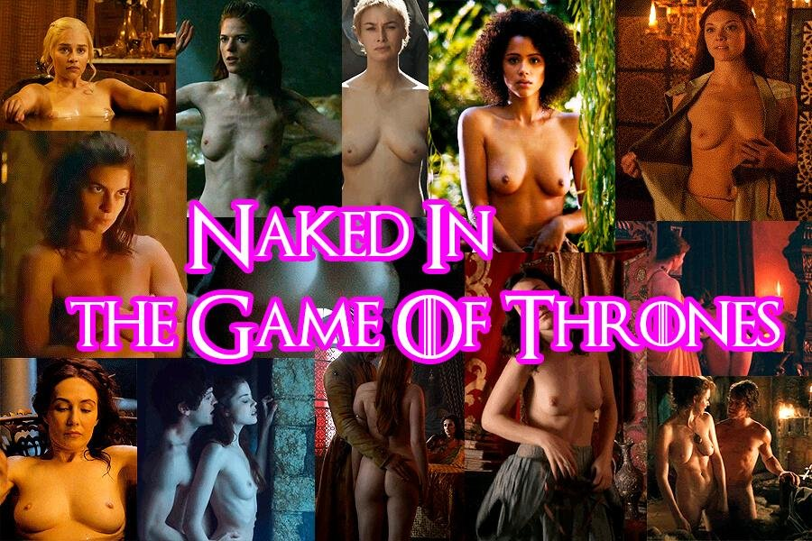 Naked In The Game Of Thrones (66 GIFs)